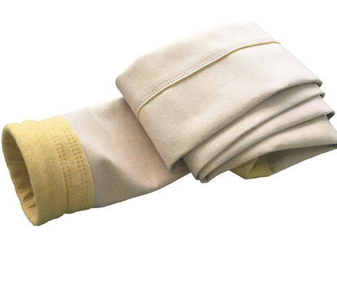 P84 Waterproof High Temperature Filter Bags For Pharmaceutical Industry